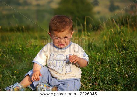 Baby Crayng