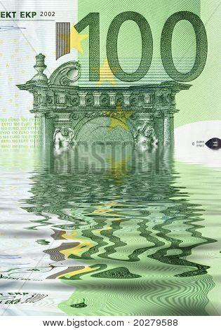 Euro sinking- hard economy times