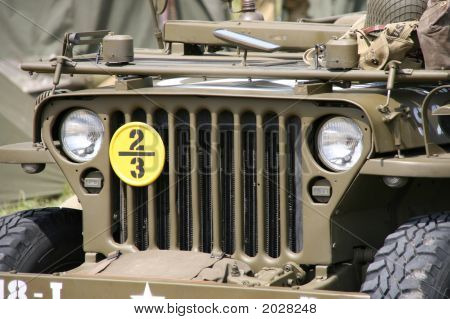 American Willys Jeep