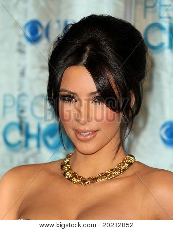 LOS ANGELES - JAN 05: Kim Kardashian