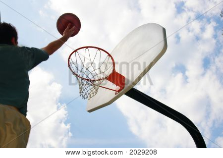 Basketball Player 2