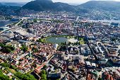 Bergen is a city and municipality in Hordaland on the west coast of Norway. Bergen is the second-lar poster