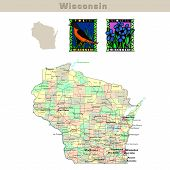 Usa States Series: Wisconsin