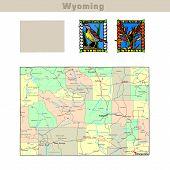 Usa States Series: Wyoming