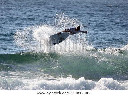 Professional Surfer - Evan Geiselman