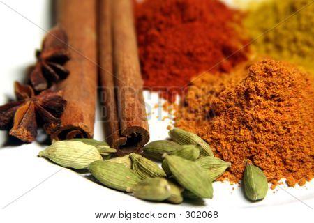 V. Close Spices