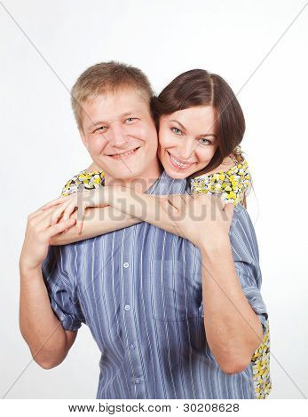 loving couple