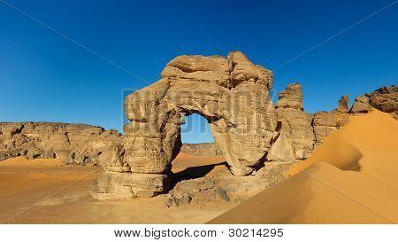 Natural Arch Panorama