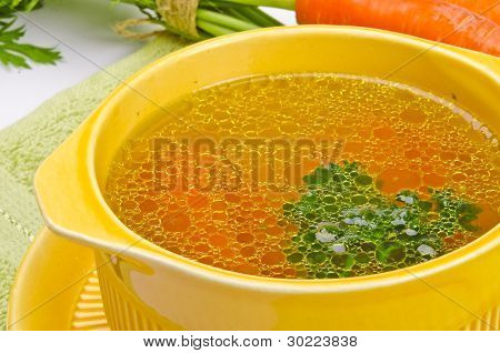 Clear Broth