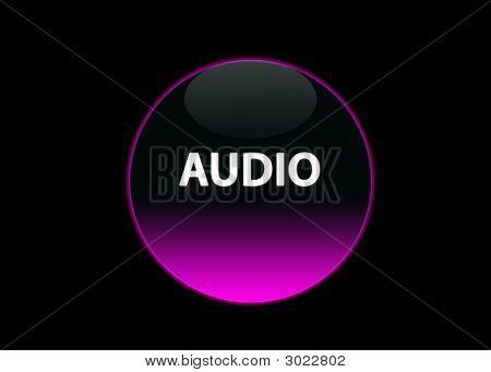Rosa Neon Buttom Audio
