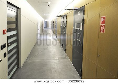 Modern prison