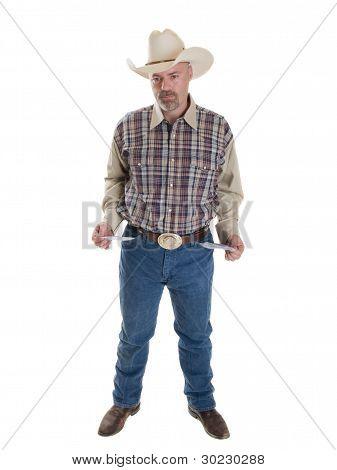 Quebrou o Cowboy