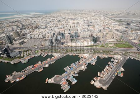 City Of Deira In United Arab Emirates