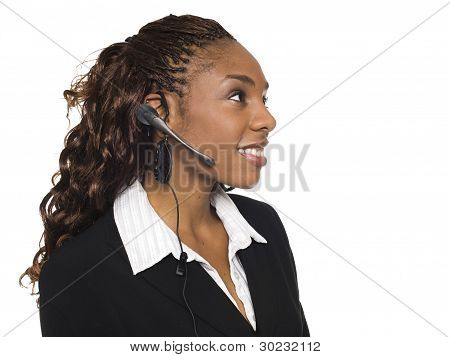 Businesswoman - Customer Service