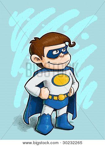 Boy Superhero
