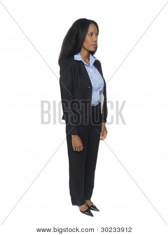 Businesswoman - Front View Right