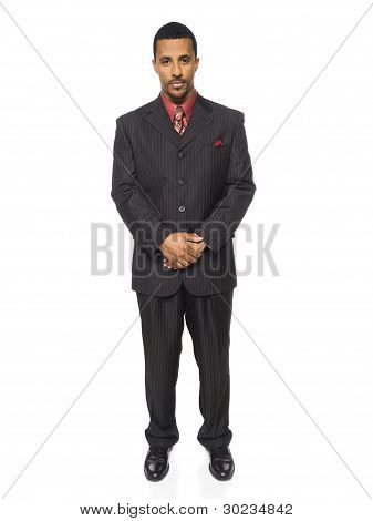 Businessman - Full Confidence
