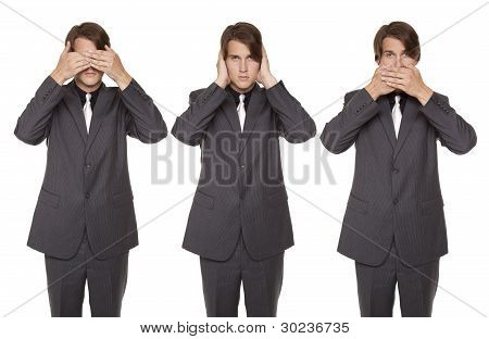 Businessman - Speak No Evil