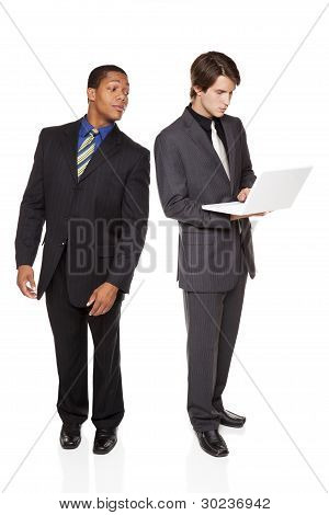 Businesspeople - Corporate Espionage