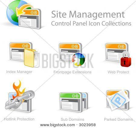 Site Management Files 4 - Cpanel Set