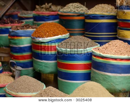 Herbs And Spices In Egypt