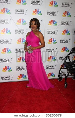 .LOS ANGELES - FEB 17:  Alfre Woodard arrives at the 43rd NAACP Image Awards at the Shrine Auditorium on February 17, 2012 in Los Angeles, CA.