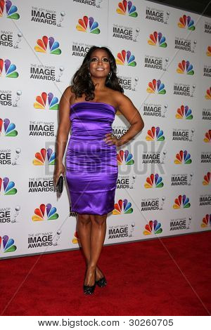 .LOS ANGELES - FEB 17:  Keshia Knight Pulliam arrives at the 43rd NAACP Image Awards at the Shrine Auditorium on February 17, 2012 in Los Angeles, CA.