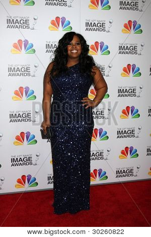 LOS ANGELES - FEB 17:  Amber RIley arrives at the 43rd NAACP Image Awards at the Shrine Auditorium on February 17, 2012 in Los Angeles, CA.
