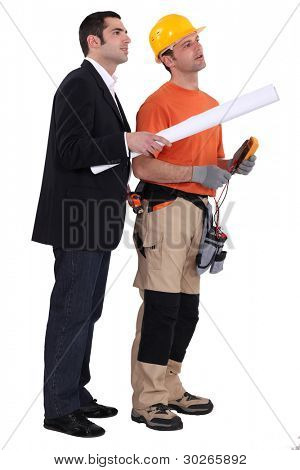 Surveyor and builder