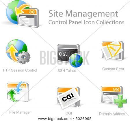 Site Management Files - Cpanel Set