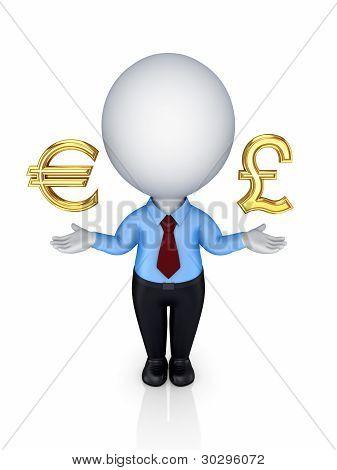 Stock exchange concept.