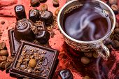 Coffee And Chocolate poster