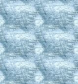 Seamless Texture - Old Age, Vintage, Textiles - Blue Shabby Plush Fabric, Background, Scuffs - Wardr poster