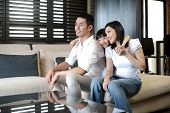 Постер, плакат: Азиатские семейного образа жизни