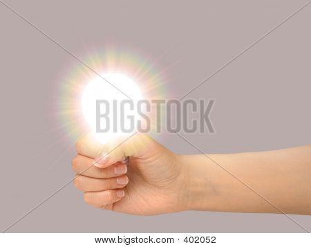 Gesture 12 (light Bulb)
