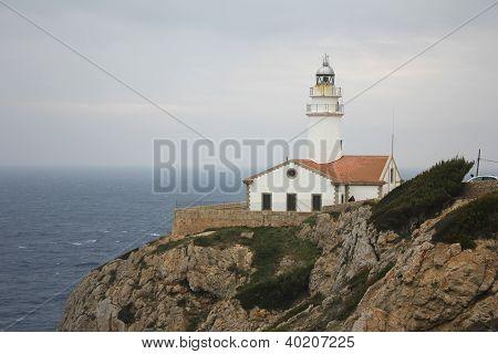 Leuchtturm Cap De Capdepera