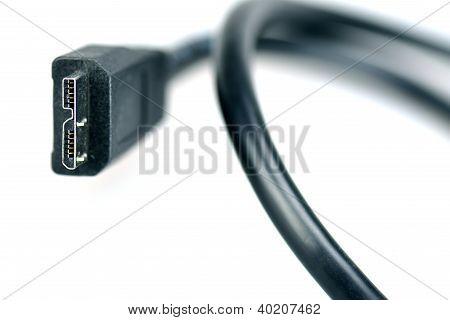Usb 3.0 Micro-B Plug