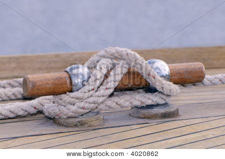 Mooring Boat