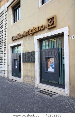Bank In Italy