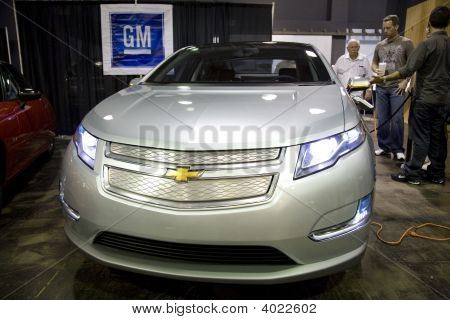 Alt Car Expo Volt