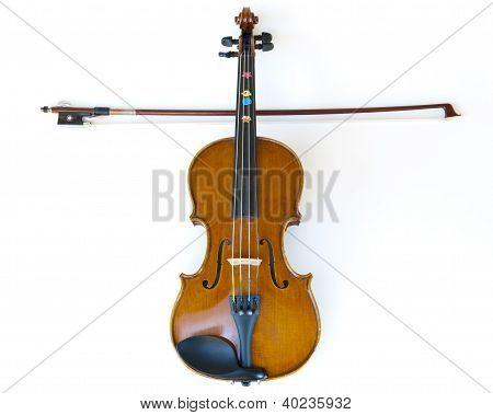 wooden children violin