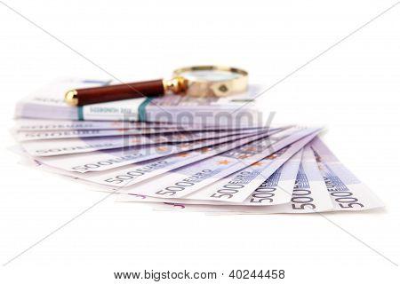 Euros And Loupe