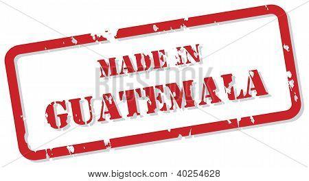 Selo de Guatemala