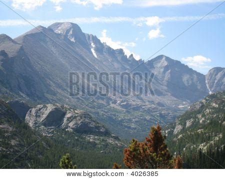 Estes Mountain View-Untouched Photo