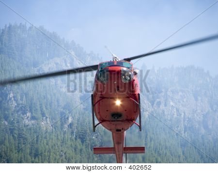 Fire Helicopter 2