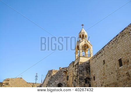 Nativity church, Bethlehem, Palestine,