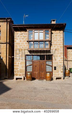 House In Sajazarra, La Rioja, Spain
