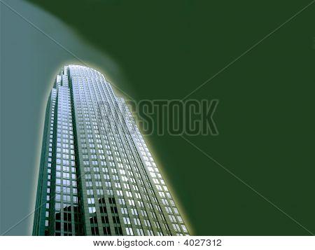Building Financial Green