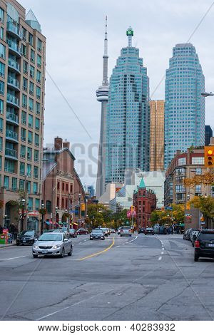 Toronto, Flatiron Building