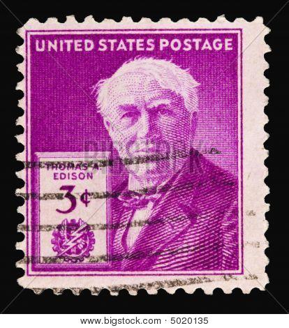 Thomas Edison 1947
